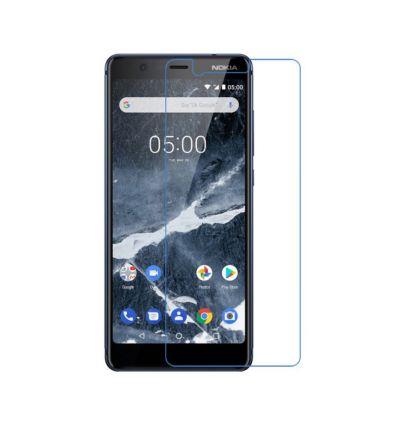 2 protections d'écran en verre trempé pour Nokia 5.1