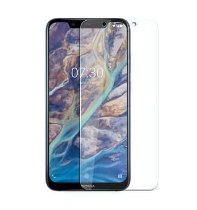 2 protections d'écran en verre trempé pour Nokia 8.1