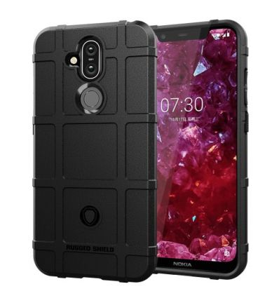Nokia 8.1 - Coque protectrice rugged shield