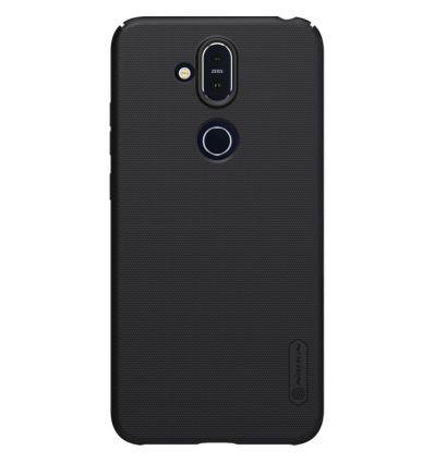 Nokia 8.1 - Coque Nillkin Rigide Givrée
