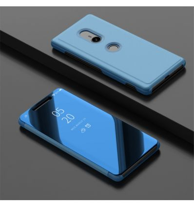 Flip cover effet miroir Sony Xperia XZ3