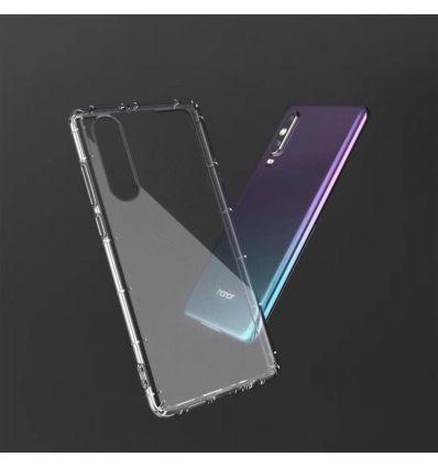 Huawei P30 - Coque transparente en gel silicone