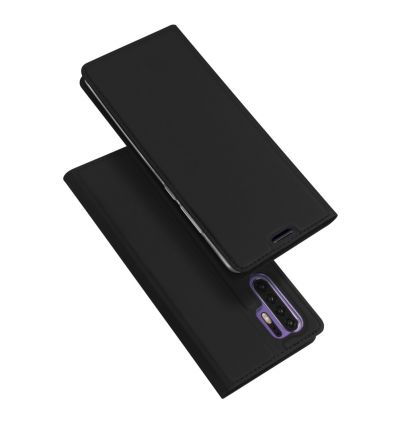 Huawei P30 Pro - Housse business imitation cuir