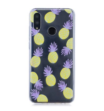 Huawei P Smart 2019 - Coque multiples ananas