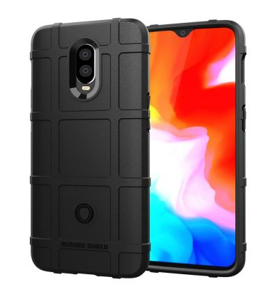 Coque OnePlus 6T rugged shield