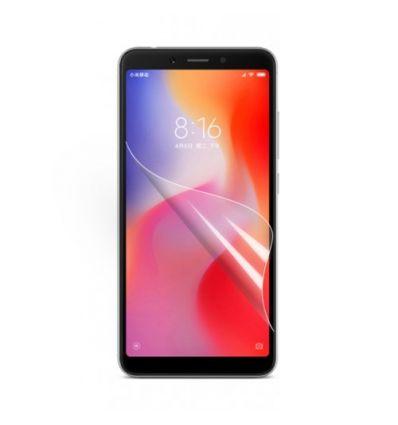 Xiaomi Redmi 6 - 5 films protecteurs écran