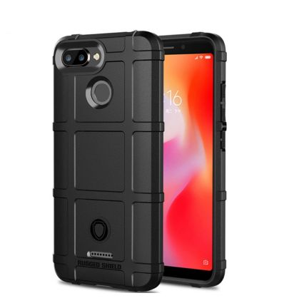 Xiaomi Redmi 6 - Coque rugged shield