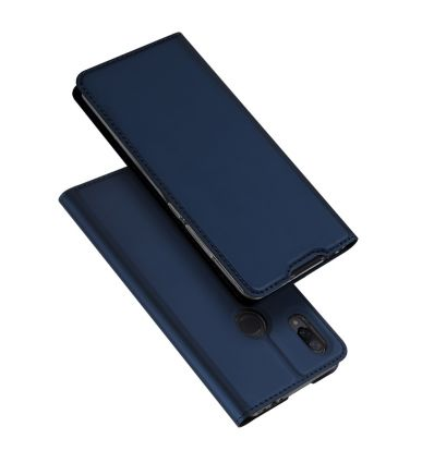 Xiaomi Redmi Note 7 - Étui Business imitation cuir