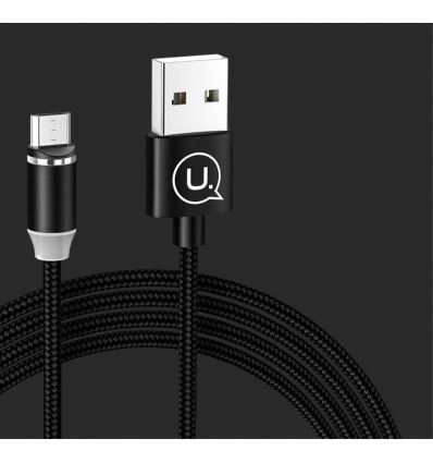 Câble magnétique charge et Synchro Micro USB