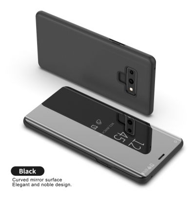 Samsung Galaxy Note 9 - Flip cover effet miroir