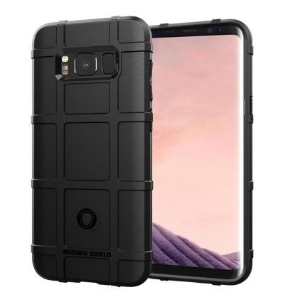 Samsung Galaxy S8 Plus - Coque rugged shield