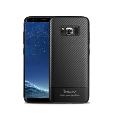 Coque Samsung Galaxy S8 Plus IPaky Karbon