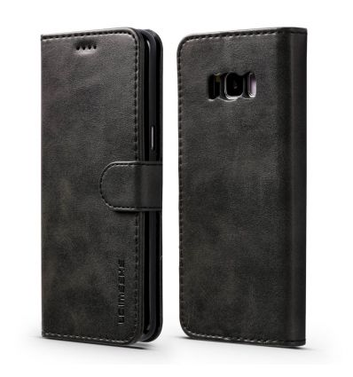 Housse Samsung Galaxy S8 Plus Leather Case