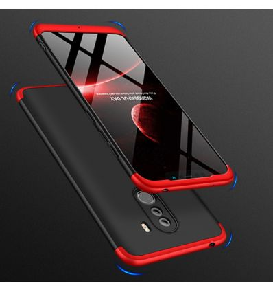 Xiaomi Pocophone F1 - Coque X-Duo effet mat Détachable