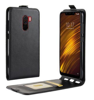Xiaomi Pocophone F1 - Étui simili cuir avec rabat verticale