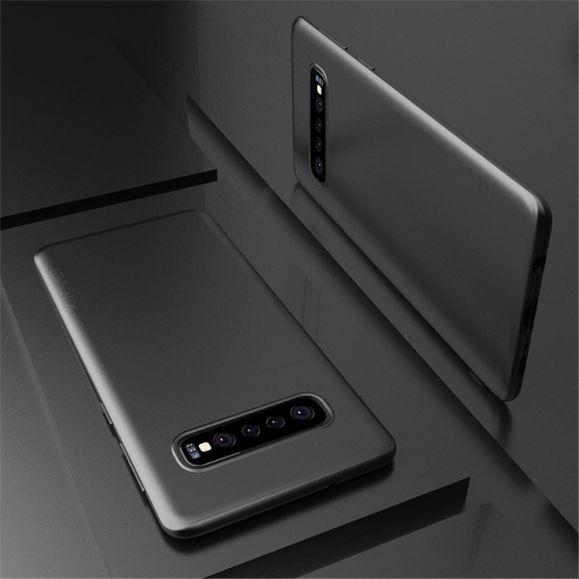 Samsung Galaxy S10 Plus - Coque ultra mince revêtement mat