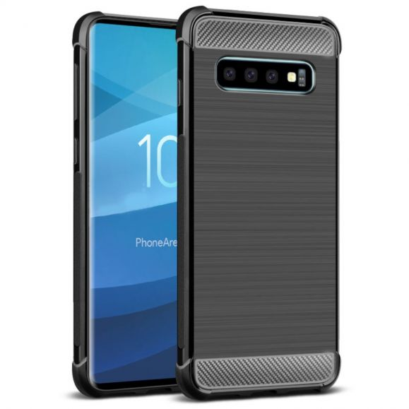 Samsung Galaxy S10 Plus - Coque gel flex Vega