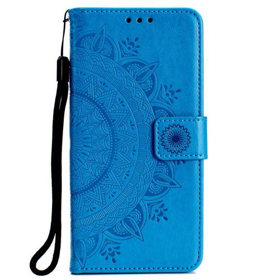 Huawei P30 Pro - Etui porte-cartes motif mandala