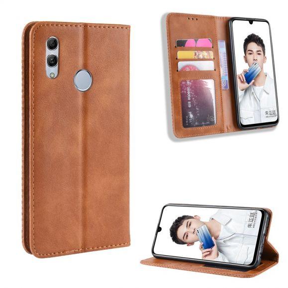 Huawei P Smart 2019 - Étui style cuir Le Cirénius porte cartes