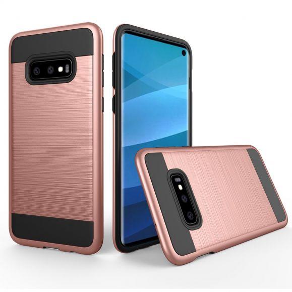 Samsung Galaxy S10e - Coque brossée premium