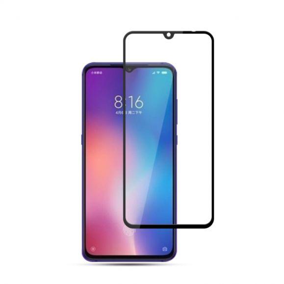 Xiaomi Mi 9 - Protection d'écran en verre trempé Full Size - Noir
