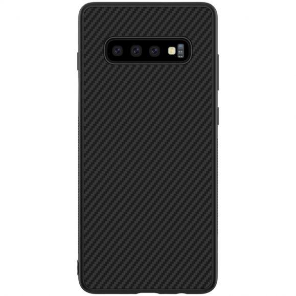Samsung Galaxy S10 - Coque fibre synthétique