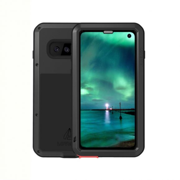 Samsung Galaxy S10 - Coque intégrale LOVE MEI Powerful Ultra Protectrice