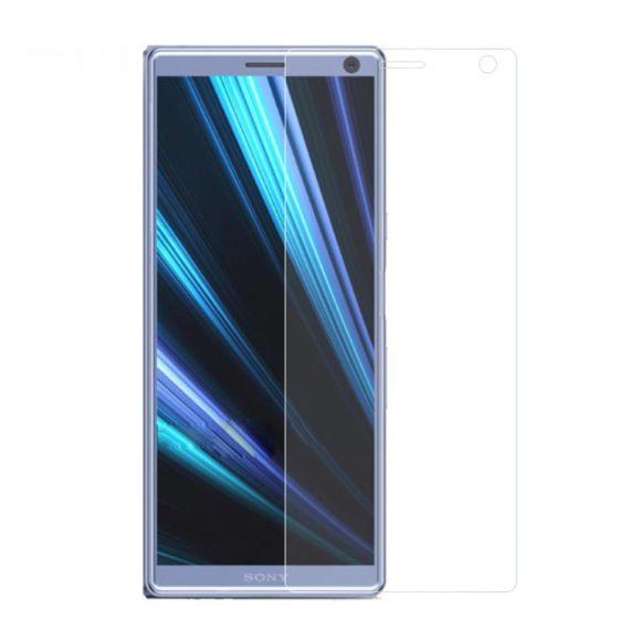 2 protections d'écran en verre trempé pour Sony Xperia 10 Plus