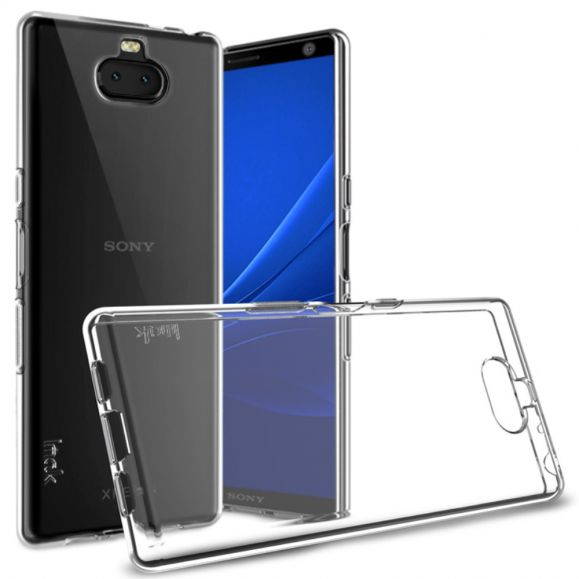 Sony Xperia 10 Plus - Coque transparente ultra souple