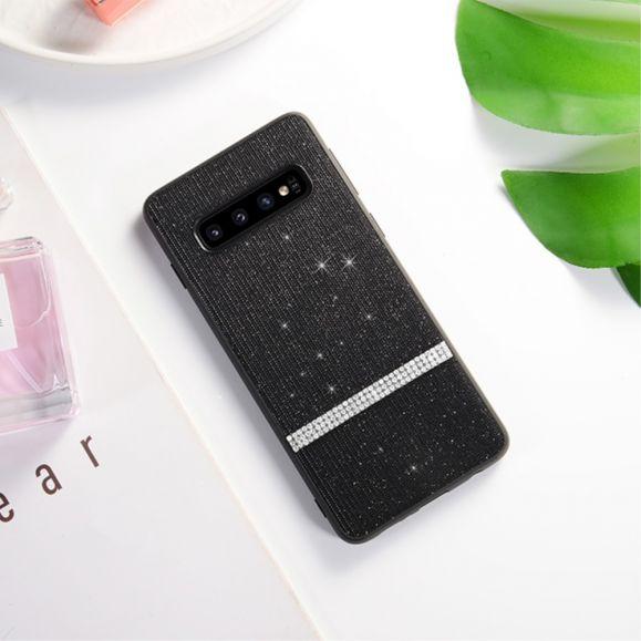 Samsung Galaxy S10 Plus - Coque glamour Shiny Star