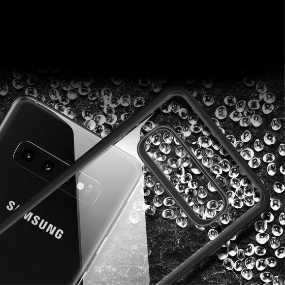Samsung Galaxy S10 Plus - Coque Rock Clarity