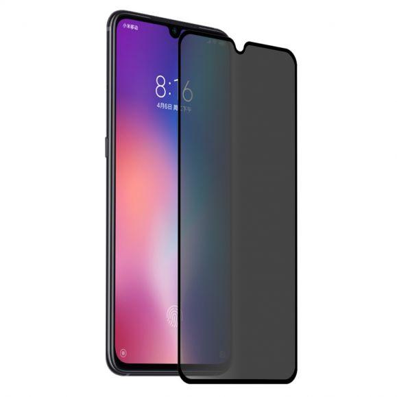 Xiaomi Mi 9 - Verre trempé et filtre de confidentialité