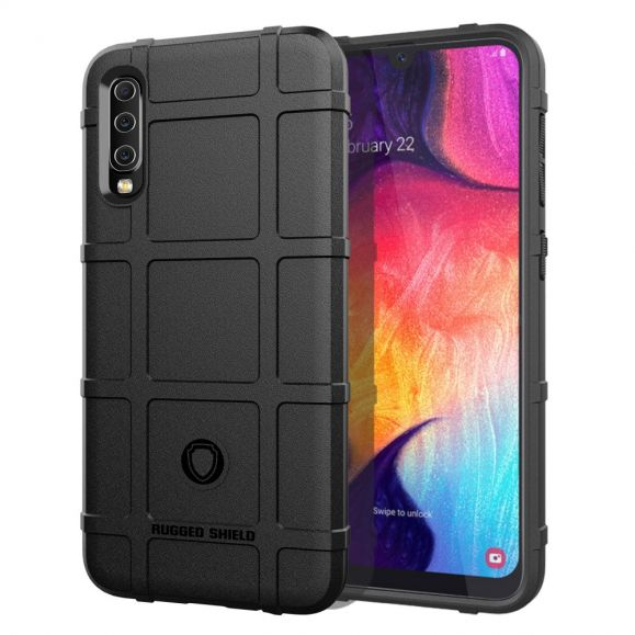 Samsung Galaxy A50 - Coque rugged shield antichoc