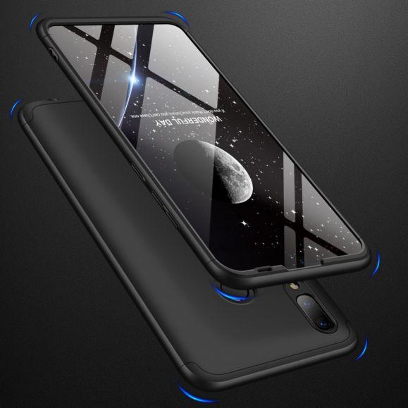 Huawei P Smart 2019 - Coque détachable X-Duo revêtement mat