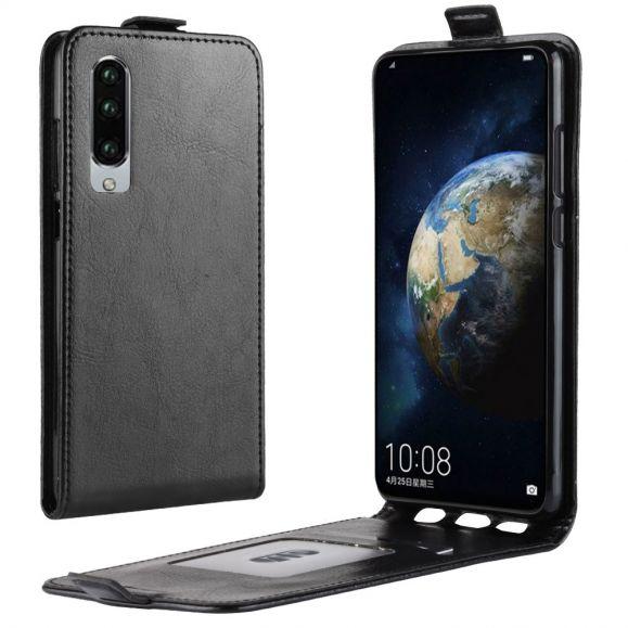 Huawei P30 - Étui simili cuir avec rabat verticale