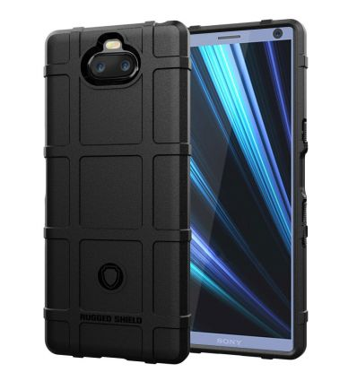 Sony Xperia 10 Plus - Coque protectrice rugged shield