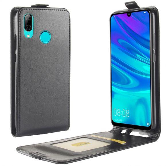 Huawei Y7 2019 - Étui simili cuir avec rabat verticale