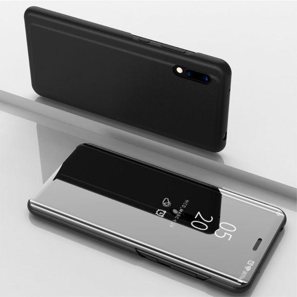 Huawei Y7 Pro 2019 - Coque avec rabat effet miroir
