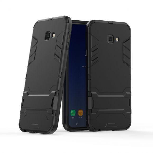 Samsung Galaxy J4 Plus - Coque cool guard antichoc avec support intégré