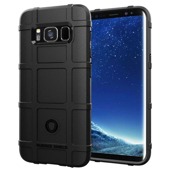 Samsung Galaxy S8 - Coque rugged shield antichoc