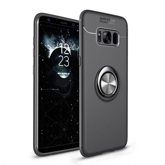 Samsung Galaxy S8 - Coque gel avec support rotatif