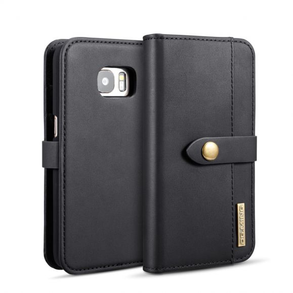 Samsung Galaxy S7 - Housse cuir 2-en-1 avec coque amovible