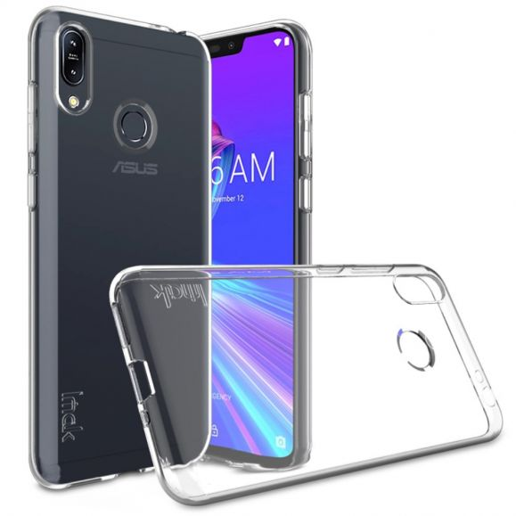 Coque transparente ultra souple pour Asus Zenfone Max M2