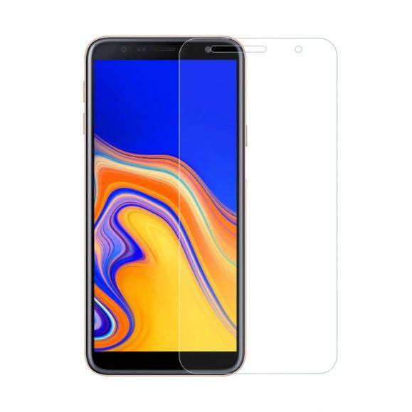 Samsung Galaxy J4 Plus - Pack de 2 films en verre trempé