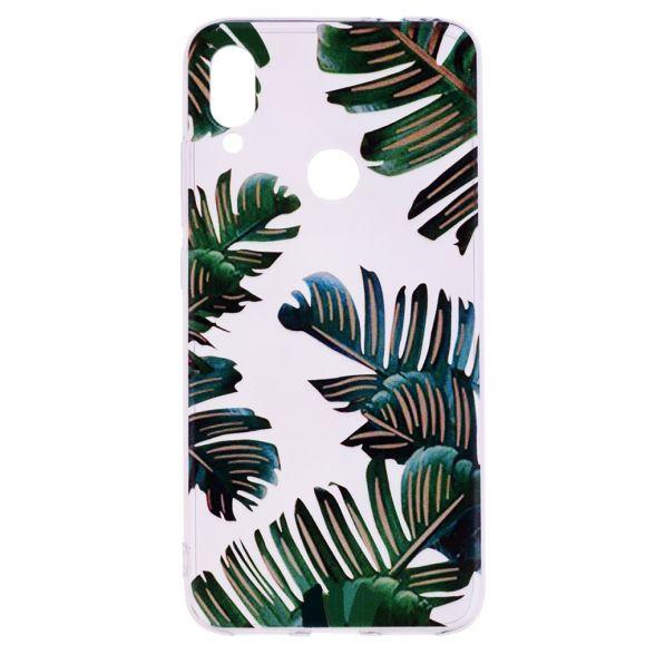 Xiaomi Redmi Note 7 - Coque feuilles de palmier