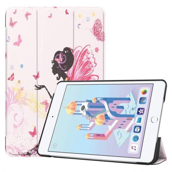 iPad mini 2019 - Coque avec rabat intelligent Fairy