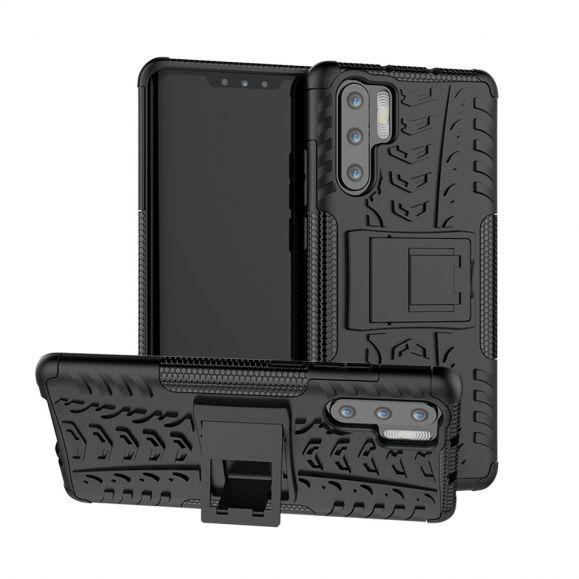 Huawei P30 Pro - Coque antidérapante avec support intégré