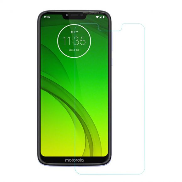 Motorola Moto G7 Power - Pack de 2 films en verre trempé