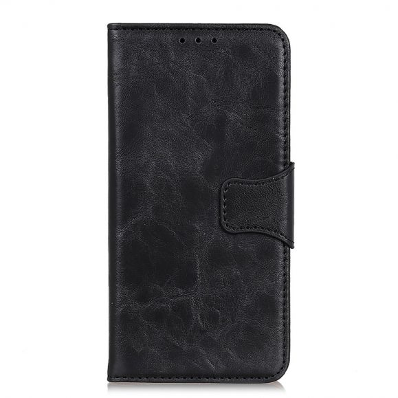 Xiaomi Redmi 7 - Étui Edouard simili cuir porte cartes