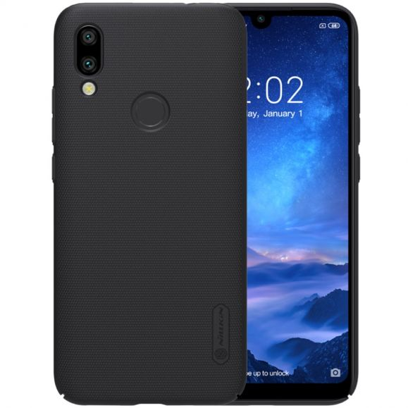 Xiaomi Redmi 7 - Coque Nillkin Rigide Givrée